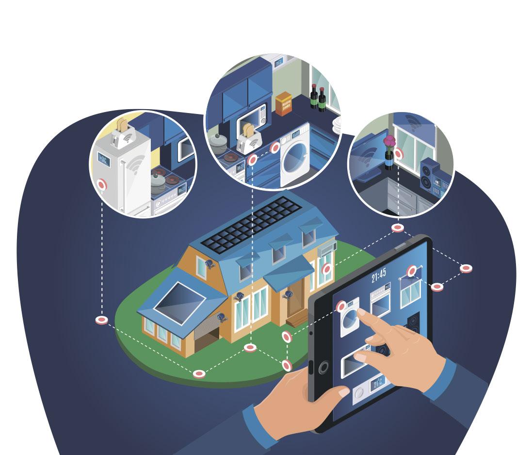 Casa o Azienda Digitalizzata